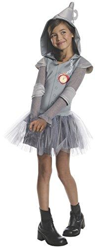 Mädchen-Kostüm Zauberer von Oz Tin Tutu für ()