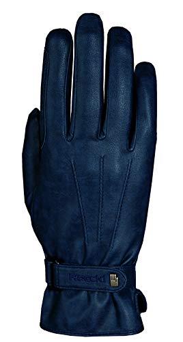 Handschuh Wago Unisex Reithandschuh, Marine antik, 9 ()