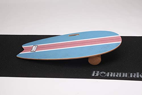 Zoom IMG-1 surf blue skateboard da interno