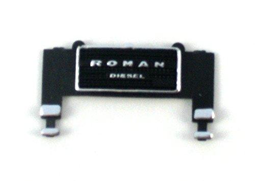 Preisvergleich Produktbild 5x ROMAN Diesel Kühlergrill für Herpa MAN