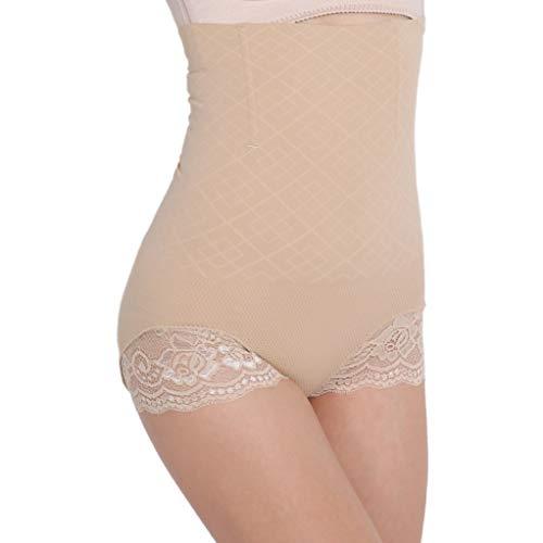 FENTINAYA Frauen, welche die Hosen-Abdominal- Dame Lace High Waist Lift Hip Corsets Slim Panties Formen (Mutterschaft Höschen Shaper)