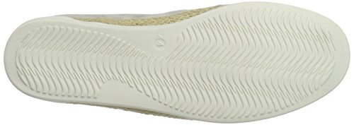 Jenny Damen Long Island Slipper Weiß (Ice)