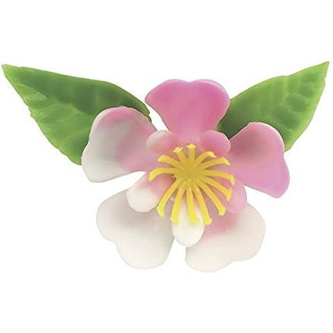 Flor artificial que acompaña la cocina DK-61A hortensia rosada 100 piecesusing para BENTO