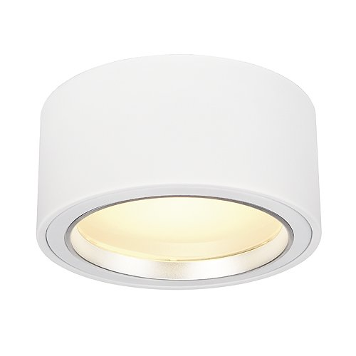 LED Aufbaustrahler 1800 lm, rund, 48 LEDs, 3000 K, weiß 161461