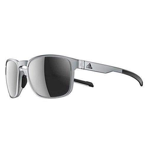 adidas Protean Grey transparent/Chrome 2019 Fahrradbrille