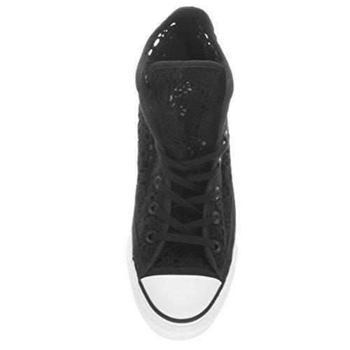 Converse Chuck Taylor Speciality Hi damen, canvas, sneaker high schwarz - schwarz