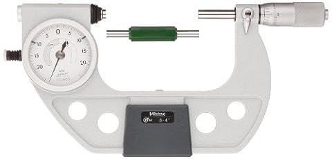 Mitutoyo 510-134 Series 510 Indicating Micrometre, 3