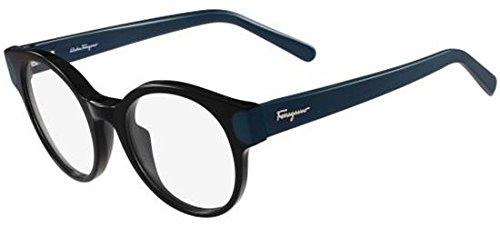 Salvatore ferragamo occhiali da vista sf2757 black blue donna