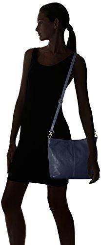 Bags4Less - Josy, Borse a spalla Donna Blu (Dunkelblau)