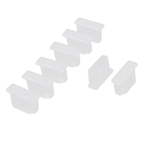 unststoff HDMI männlicher Anschluss Staub Staubdichter Abdeckung Schutz (Kunststoff-kissen-abdeckungen)