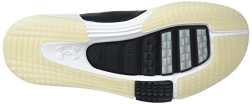Under Armour Damen UA W Speedform Amp 2.0 Slip Fitnessschuhe Schwarz (Black 001)