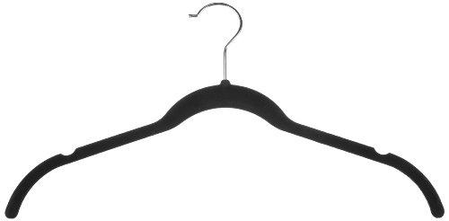 AmazonBasics - Gruccia in velluto per abiti e camicie, 50 pezzi