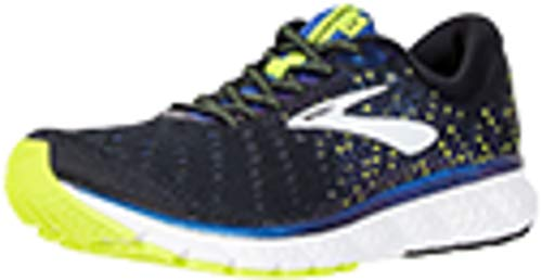 Brooks Glycerin 17, Scarpe da Running Uomo, Nero (Black/Blue/Nightlife 069), 46.5 EU