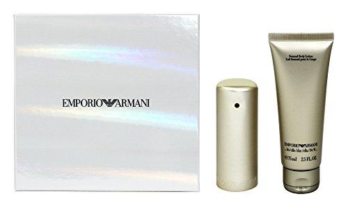 Armani Armani emporio femme - geschenkset - eau de parfum vaporisateur 30 ml body lotion 75 ml