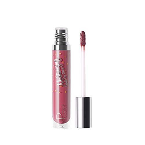 Wasserdichte Liquid Make-up Lip Bleistift Matte Lipstick Lipgloss Glänzender Lipgloss Super Langlebig -