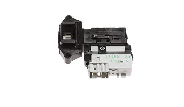 Flusensieb Filter Gerade Waschmaschine Original LG Electronics 383EER2001A