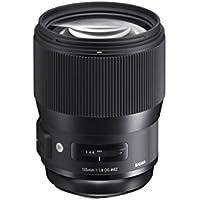 Sigma 135mm F1,8 DG HSM Objektiv (Filtergewinde 82mm) für Sigma Objektivbajonett schwarz