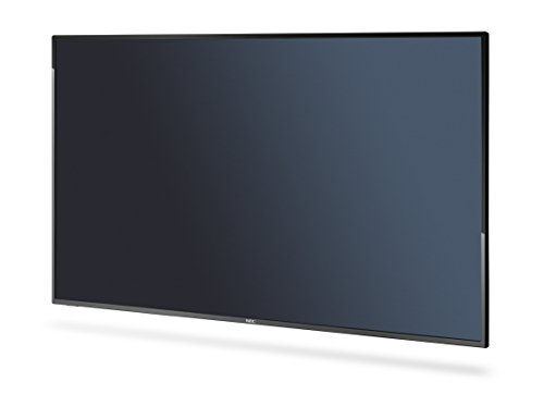 NEC MultiSync E505 public displays LED 1920 x 1080 pixels comprehensive HD Black 50001 1096 x 616 mm Monitors