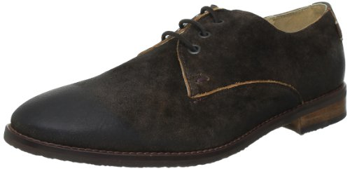 Kost Klubing37, Chaussures basses homme Marron