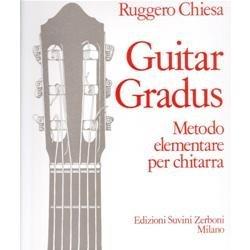 GUITAR GRADUS  METODO ELEMENTARE PER CHITARRA   GUITAR   SCORE