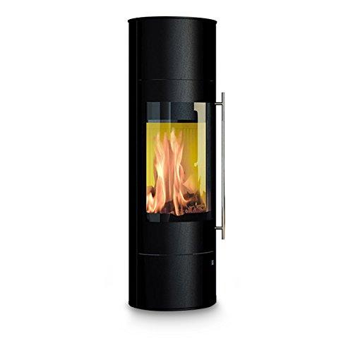 Preisvergleich Produktbild Olsberg Kaminofen PALENA Powerbloc Compact 5 kW Ofen Palena-Stahl-Schewarz-Abdeckplatte-Weichsel-5kW###Nein