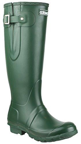 Cotswold Windsor Gummi-Stiefel Unisex Wellingtons - Grün - EU / UK Grün