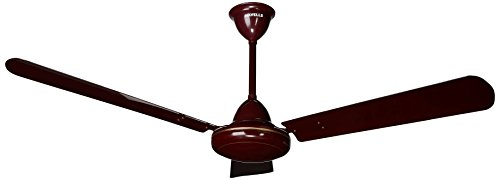 Havells Ss-390 1200mm Ceiling Fan (brown, Pack Of 2)