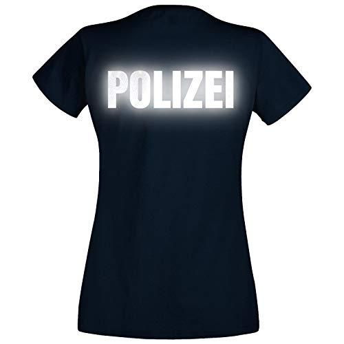 - Herren Cop Kostüme Tshirt
