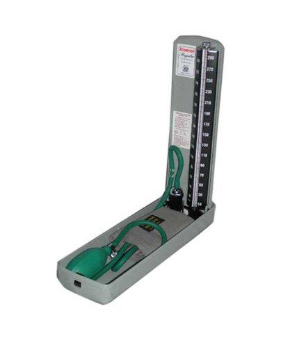 Diamond Mercurial Blood Pressure Apparatus, Regular (Gray)