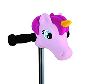 Scootaheadz Unicornio: Rosa