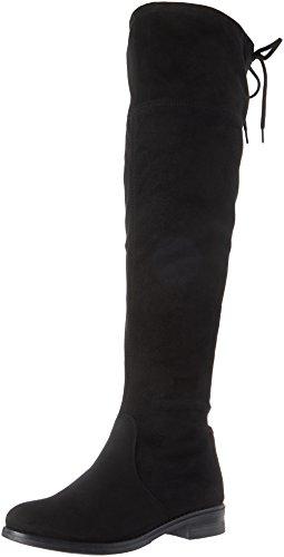 Remonte Damen D8571 Stiefel, Schwarz (Schwarz), 39 EU