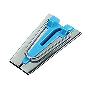 Binding-Tool - TOOGOO(R)Set von 4 Stoff Schraegband Maker Binding Werkzeug Naehen Quilten