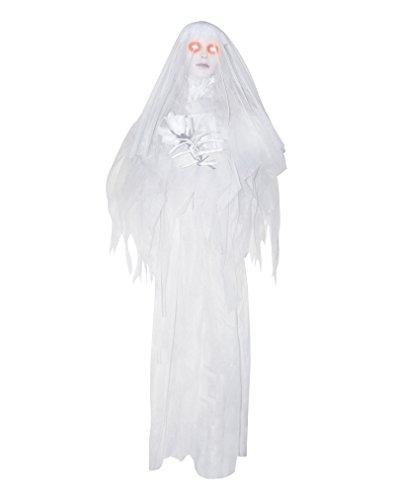 Hängende Geister-Braut Ghostbride Animatronic Figur für (Hängender Geist)