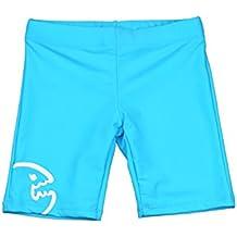 iQ-Company Kinder UV Kleidung 300 Shorts Kids, Turquoise, 158, 7834012518-13y158