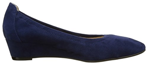 Jb Martin Damen 1karine Ballerinas Bleu (Chevre Velours Ocean)