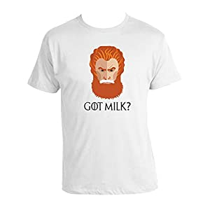 GOT Milk T-shirt Game of Thrones Tormund Giantsbane Funny unisex T-shirt