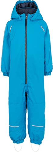 NAME IT Jungen Schneeanzug Winter Overall nmmSNOW03 (110, Mykonos Blue)