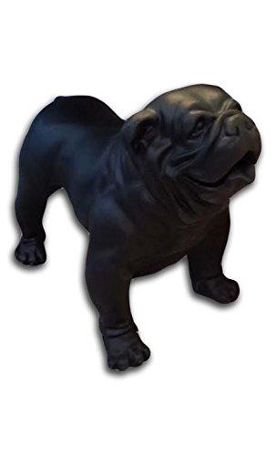 By-Rod entscheidet Bulldogge Großbritanniens, Schwarz matt