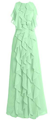 MACloth - Robe - Femme Vert - Menthe