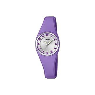 Calypso Reloj Análogo clásico para Unisex de Cuarzo con Correa en Plástico K5726/4