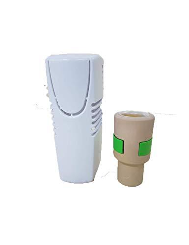 V-Air Plus Aromatizador Ambientador Profesional Difusor de Aromas con Recambio Citrus Mango Incluido para Aromaterapia Hogar Gimnasio Hotel