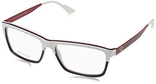 c6a8083987 Gucci Brillengestelle GG-3517 Monturas de Gafas, Multicolor (Mehrfarbig),  53.0 para