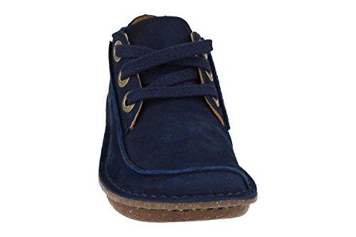 Clarks Funny Dream, Zapatos de Cordones Derby para Mujer