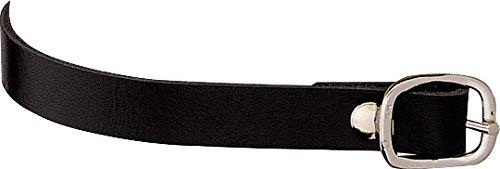 Sprenger Leder-Sporenriemen, schwarz, 45 cm