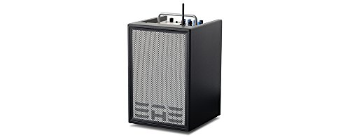 Elite Acoustics Engineering A4-8 4-Kanal Akustik Gitarren Verstärker Schwarz
