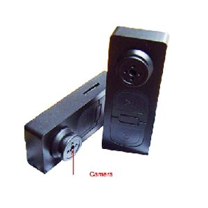 MatLogix Hightech Gadgets Spy Camera Button For Video Recording High Resolution Quality Plug and Play On Windows and Mac