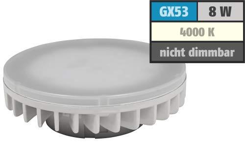 'McShine ls-570–Foco LED (8W, 800LM, 4000K)