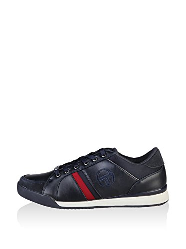 Chaussures baskets homme bleues Tacchini OPERA_ST627169_01_Navy Bleu