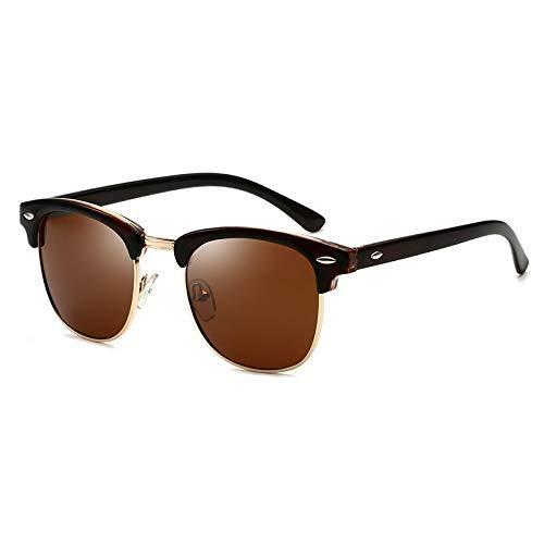 GFF Polarisierte Sonnenbrille männer Frauen rb3016 Design halbrand Sonnenbrille semi randlose Klassische männer Sonnenbrille uv400