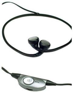Vivanco TKSPSP D800 Headset Music Sport fuer Samsung SG